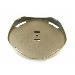 Universal Circular Adapter to secure various rubber tube foam inserts or flat head platform pad