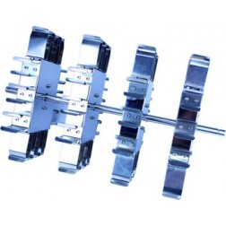 Rotisserie accessory, for 50ml x 24 centrifuge tubes held horizontally, use with MX-RL-Pro