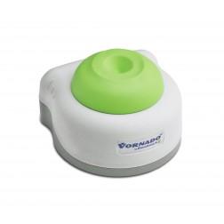 Vornado miniature vortex mixer with green cup head, 100 to 240V with US Plug