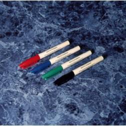 Identi-Marker, Black, fine tip, 10/box