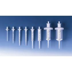 EZ-Sterile syringe tips 2.5 ml, 100pk