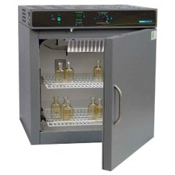 REFRIGERATED INCUBATOR, 6 CU FT, ENERGY EFFICIENT PELTIER COOLING, +15c to +40c, OUTLET, 115V