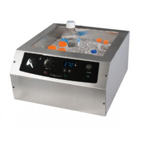 14 L Bead Bath with 12 L Lab Armor Beads: 120v, type B plug
