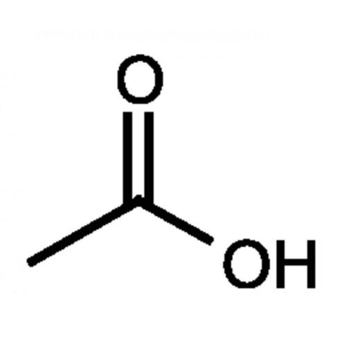 Acetic Acid, Glacial Trace Metal Grade, 2.5L