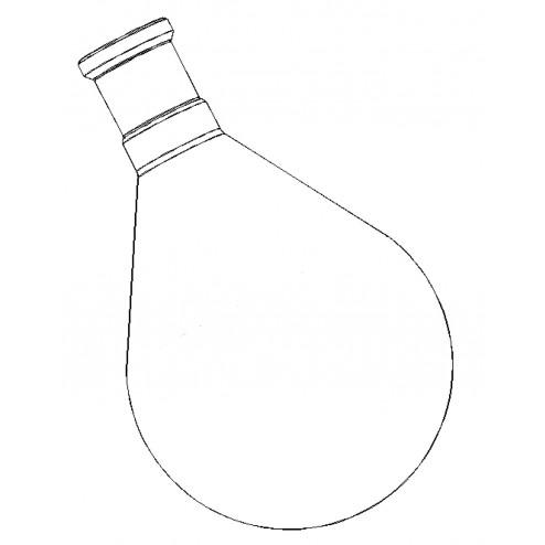 Evaporating flask, 2000ml, NS 24/40