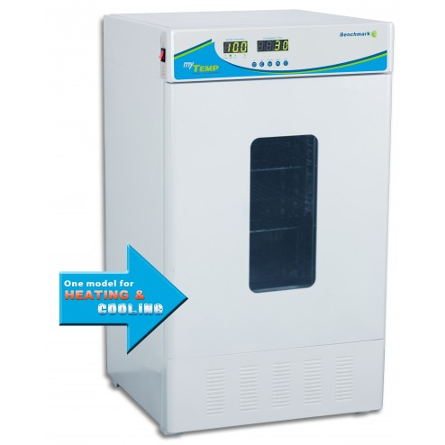 MyTemp 65HC Digital Incubator, with heating and cooling 230V, EA /1