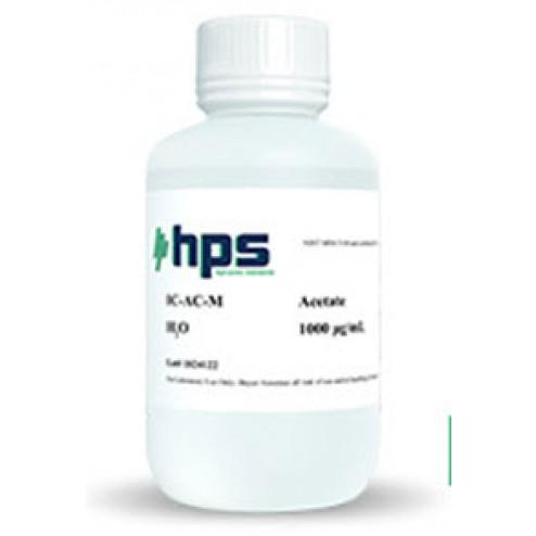 Fluoride 1000 ug/mL in H2O, 100ml, EA1