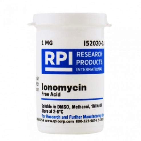 Ionomycin, 1 MG CAS# 56092-81-0