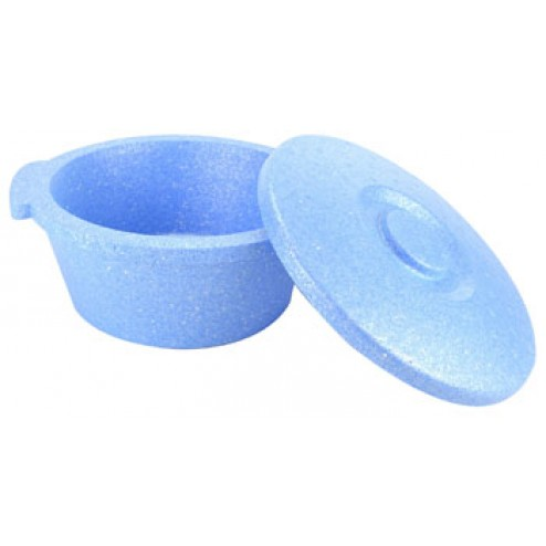 2.5L GlacierBrand Ice Bucket, Blue