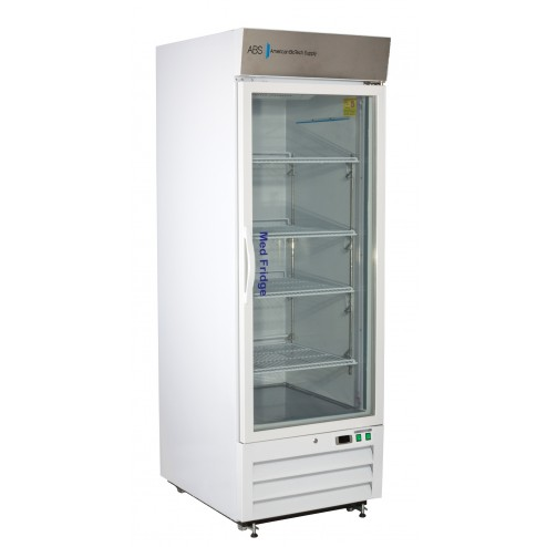 26 Cu. Ft. Standard Pharmacy Standard Glass Door Refrigerator