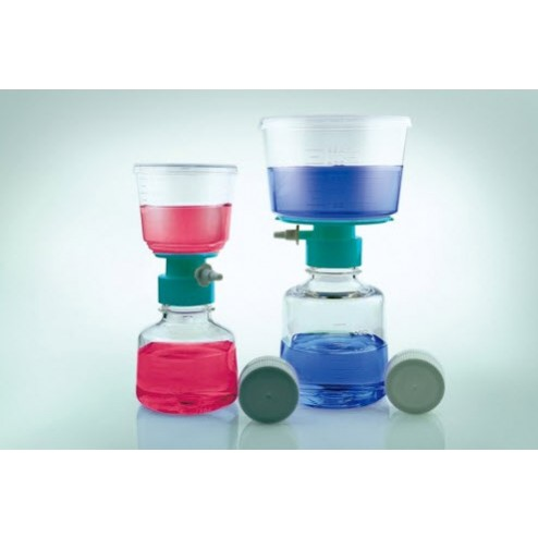 500 ml Polystyrene Storage Bottles, Neck Size 45 mm, Sterile, 1/pk, 24/cs