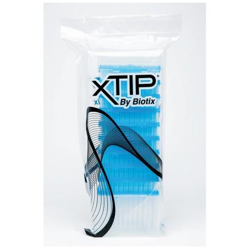 Biotix 1000uL xTIP CleanPak Reload, Low Retention Pipette tip for Rainin LTS Style Pipettors, PK96