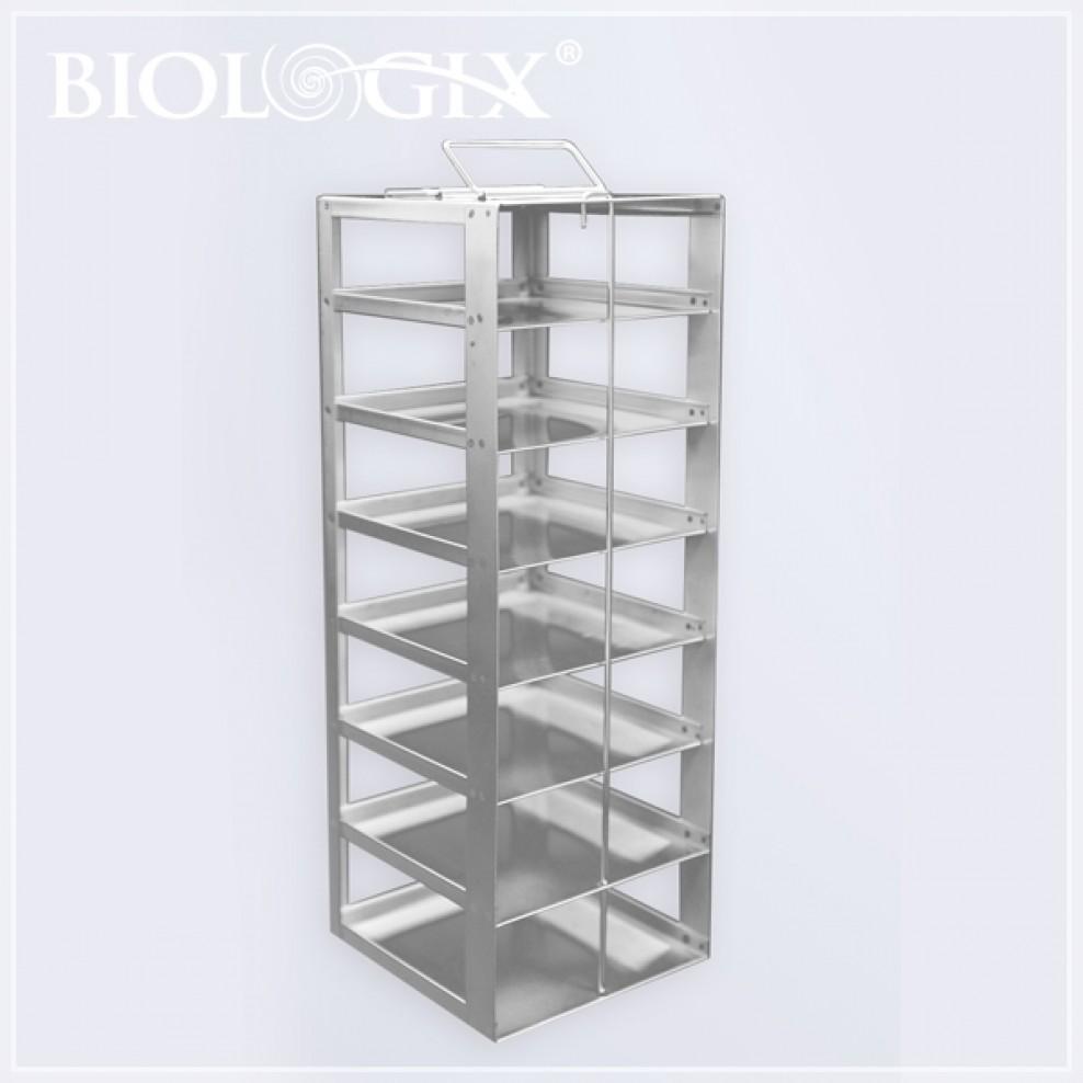 Stainless Steel 3X4 Frame Type Freezer Rack, EA1