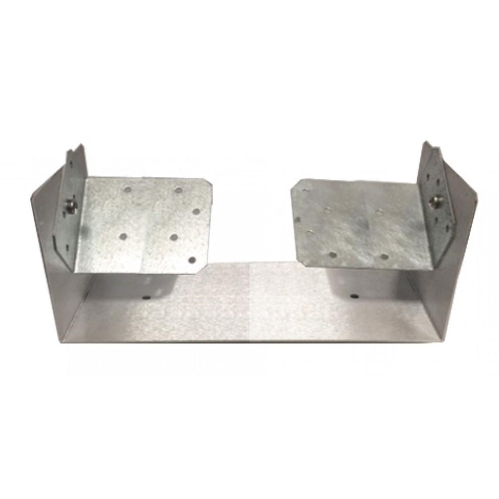 MAGic Clamp tilted holder for 15mL and 50mL tube racks max 2, EA /1