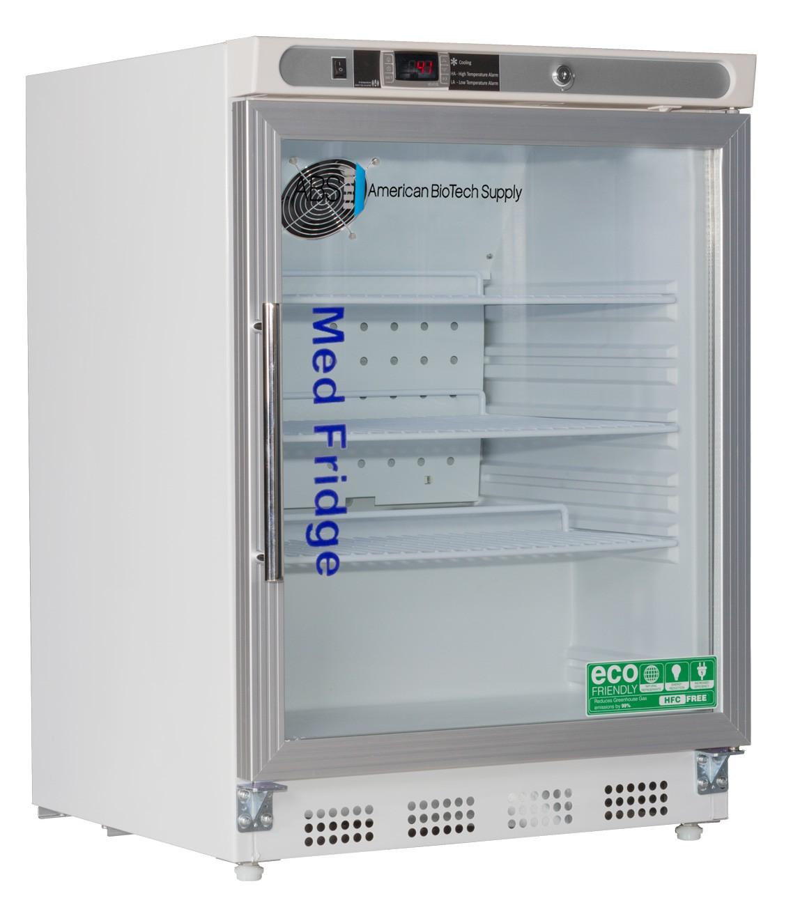 Cu Ft Premier Glass Door Refrigerator BuiltIn - Abt refrigerators