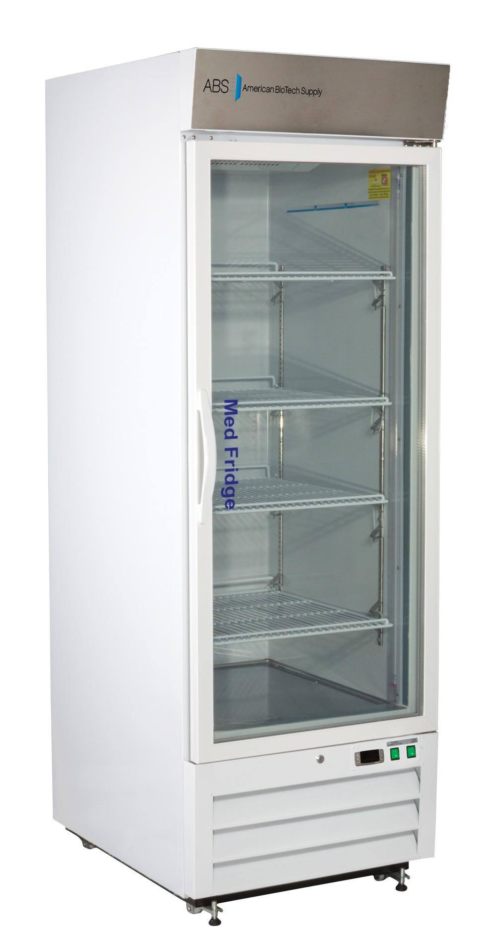 26 Cu. Ft. Standard Pharmacy Standard Glass Door Refrigerator