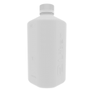 Boston Square Bottle, 2L, HDPE, 45mm Cap EA1