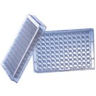 CELL CULTURE MICROPLATE,96 WELL, PS, F-BOTTOM (CHIMNEY WELL), WHITE, CELLSTAR TC, LID WITH