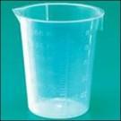 600ml Beaker PP Disposable, PK25