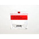 8x10in Lab-Loc® Specimen Bags with Removable Biohazard Symbol and Absorbent Pad