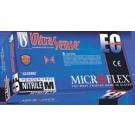 Powder-Free Nitrile Gloves, Microflex, 9 5/8in Medium, CS1000