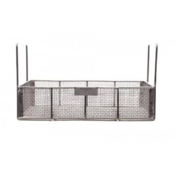 Mesh Basket with Handles 19inL x 11inW x 4.50inH