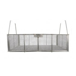 Mesh Basket with Handles 23inL x 19inW x 6.50inH