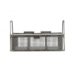 Mesh Basket with Lid 7inL x 5inW x 2inH