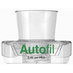 Funnel Only, 50ml 0.45um PES