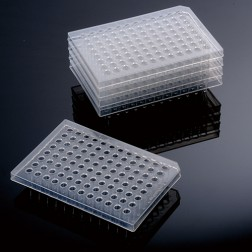 2.2ml Polypropylene Non-Sterile Deep-Well Plate Without Cap, CS96