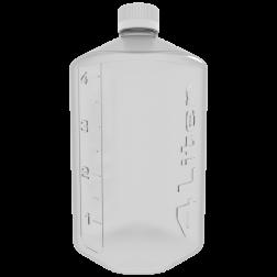 Flask, 1L, PC, 53B Cap