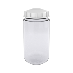 Centrifuge Bottle, PC, 250ml, Seal Cap CS 36