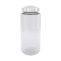 Centrifuge Bottle, PC, 500ml, Screw Cap CS 24