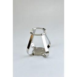 SCILOGEX Linear/Orbital Shaker Fixing Clip for round flasks volume 500 ml