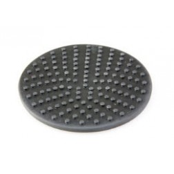 Flat Head Platform Pad for use MX-S Vortex Mixers, requires Universal Adapter