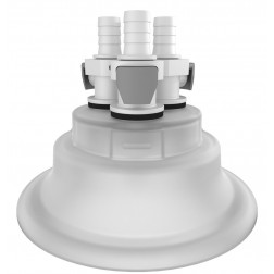 Adapter, 120mm, 3x 3/8in HB, Quick Connect EA1