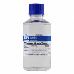 Water, Molecular Biology Grade, DNase and RNase Free, 500 Milliliter
