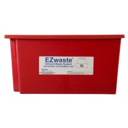 EZwaste Safety Tray Secondary Container, for 10L-20L Carboys REV A EA1