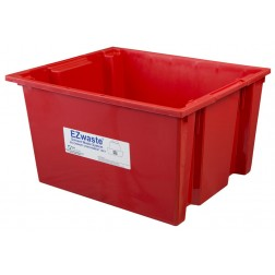 EZwaste Safety Tray Secondary Container, for 20L-60L Carboys, 3/pk REV A PK3
