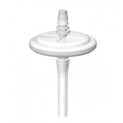 Vent Filter, 1.00um, ¼'' Tubing, Non-Sterile PK2