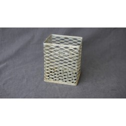 Fisherbrand Aluminum Baskets without Lids 5x4x6