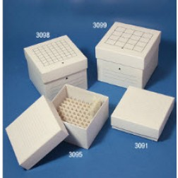 Freezing Box, 2in, Cardboard, 81-Place (9x9 for, CS 96