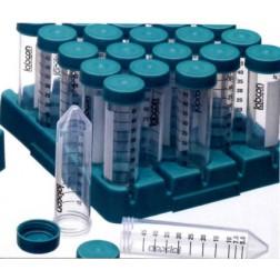 Labcon TUBE 50ML CP W/SEP CAP BK, CS500