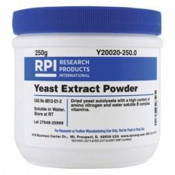 Yeast Extract, Powder, 250 Grams CAS# 8013-01-2