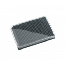 384-well microplate White. With Lid Individually packed. Sterile, PK/10