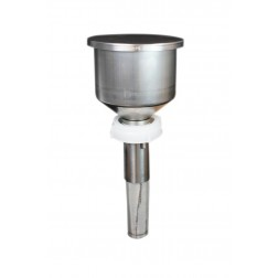 EZwaste 70mm Funnel, Stainless Steel EA1
