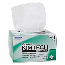 Kimwipes, Delicate Task Wipers, 280BX