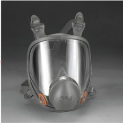 3M 6900 Full Facepiece Reusable Respirator 6000 Series, Size Large, EA