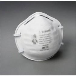 3M Particulate Respirator 8200, 20/BX