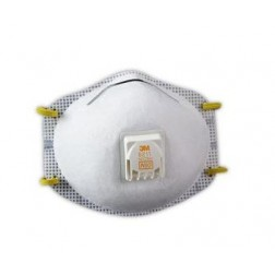 3M 8211 N95 Particulate Respirators, 10/BX